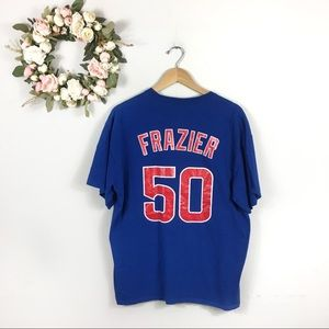 Chicago Cubs Majestic Frazier T-shirt